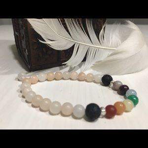 3️⃣ for 💲7️⃣0️⃣! Beautiful Handmade Mala Bracelet